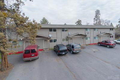 Bend Multi Family Home For Sale: 360 Southeast Railroad Street #1-6