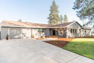 Bend Single Family Home For Sale: 61460 Orion Drive