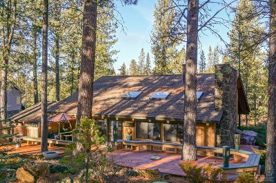 Sunriver Single Family Home For Sale: 17643 Pioneer Lane