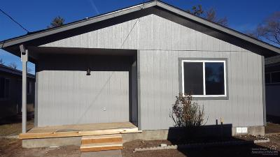 Bend Single Family Home For Sale: 340 Southeast Miller Avenue