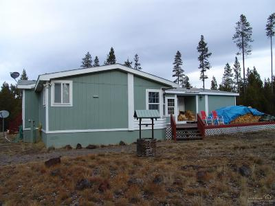 La Pine, Crescent, Gilchrist Mobile/Manufactured For Sale: 6509 Reeve Road