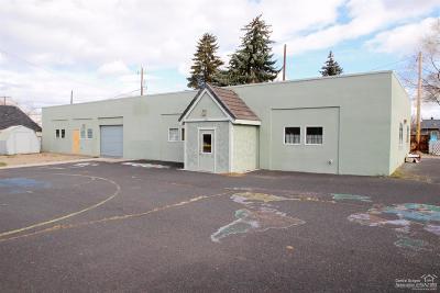 Redmond Commercial For Sale: 1055 Southwest Deschutes Avenue