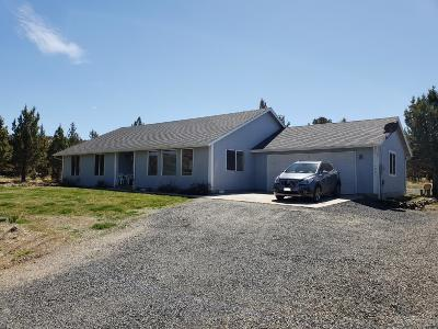 Prineville Single Family Home For Sale: 14091 Southeast Winchester Loop