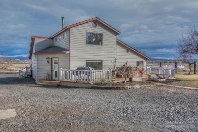 Prineville Single Family Home For Sale: 4720 Northwest Oneil Highway