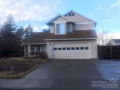 Bend Single Family Home For Sale: 3114 Northeast Elizabeth Court