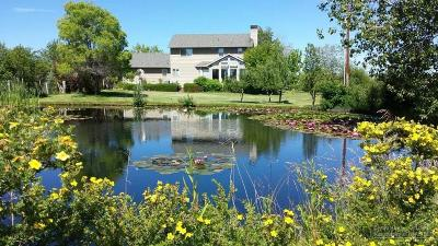 Bend Single Family Home For Sale: 22565 Rickard Road