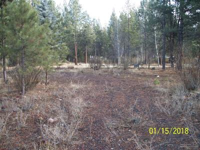 La Pine OR Residential Lots & Land Sold: $29,000