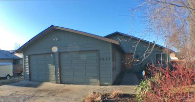 Bend Single Family Home For Sale: 1633 Northeast Diablo Way