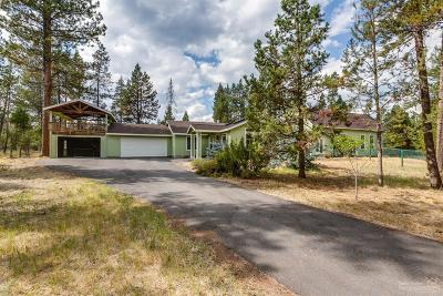 Single Family Home For Sale: 54895 Tamarack Road