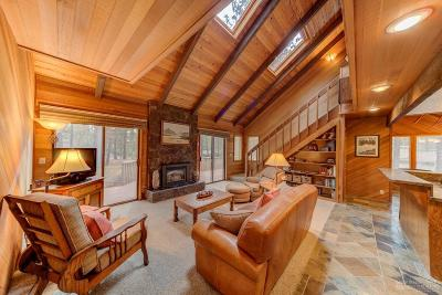 Sunriver Single Family Home For Sale: 17887 Aspen Butte Lane