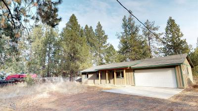 Bend Single Family Home For Sale: 59774 Navajo Road