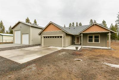 La Pine OR Single Family Home Sold: $392,500