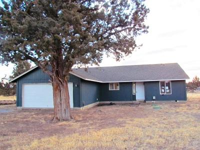 Bend Single Family Home For Sale: 25261 Elk Lane