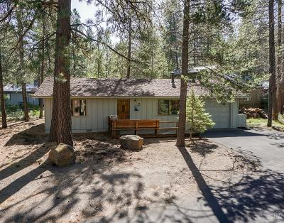 Sunriver Single Family Home For Sale: 57004 Antelope Lane