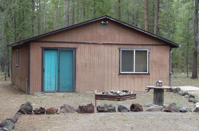 La Pine Single Family Home For Sale: 52844 Rainbow Drive