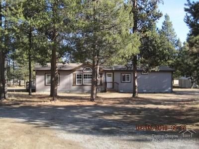 La Pine OR Mobile/Manufactured Sold: $225,000