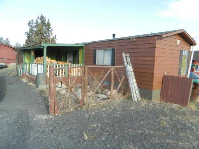 Prineville Single Family Home For Sale: 14980 Southeast Loafer Avenue