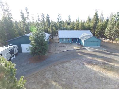La Pine Single Family Home For Sale: 16069 Snowberry Lane