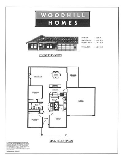 Redmond Single Family Home For Sale: 2105 Northeast 3rd Street