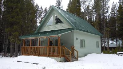 Crescent Lake Single Family Home For Sale: 20729 Crescent Lake Highway