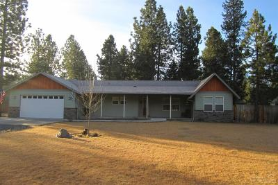 La Pine OR Single Family Home For Sale: $339,000