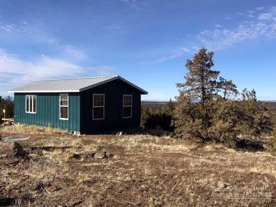 Prineville Single Family Home For Sale: 12170 Southeast Juniper Canyon