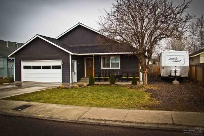 Prineville Single Family Home For Sale: 1200 Southeast 2nd Street