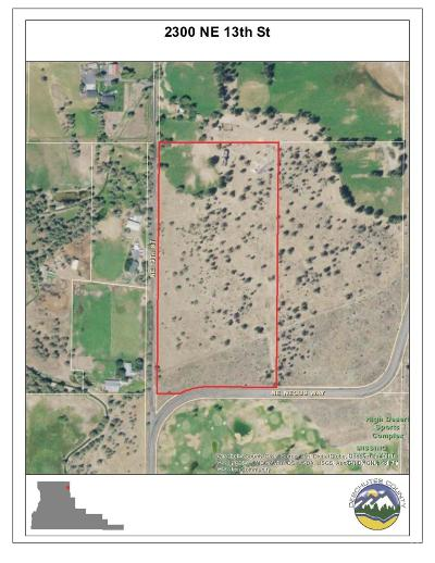 Redmond Residential Lots & Land For Sale: 2300 Northeast 13th Street