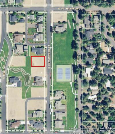 Sisters Residential Lots & Land For Sale: 607 South Cottonwood Street