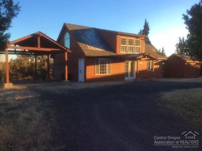 Terrebonne Single Family Home For Sale: 9422 Southwest Shad Road
