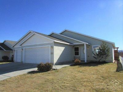 Prineville Single Family Home For Sale: 722 Northeast Robin Place