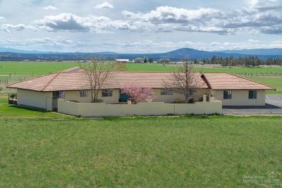 Culver Single Family Home For Sale: 3160 Southwest Park Lane