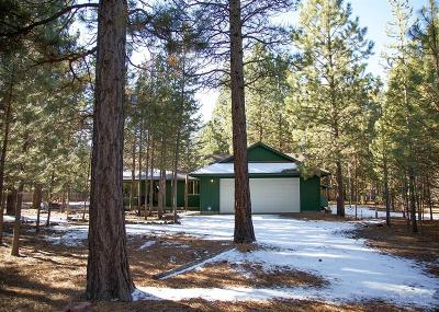 La Pine Single Family Home For Sale: 50827 Deer Forest Drive