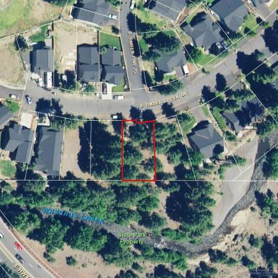 Sisters Residential Lots & Land For Sale: 390 South Timber Creek Drive