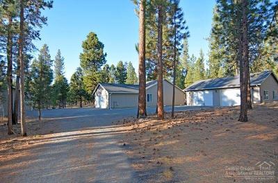 La Pine Single Family Home For Sale: 14720 Longleaf Pine