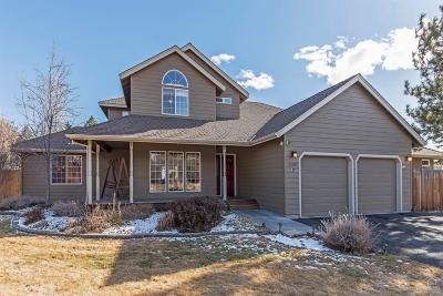 Bend Single Family Home For Sale: 21005 Wilderness Way