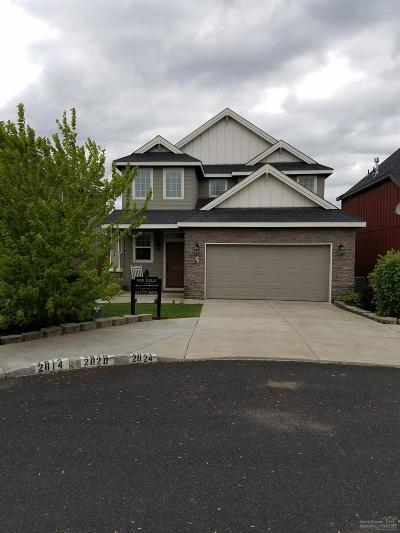 Bend Single Family Home For Sale: 2824 Northeast Sedalia Loop