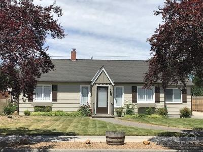 Prineville Single Family Home For Sale: 651 Northwest 2nd Street