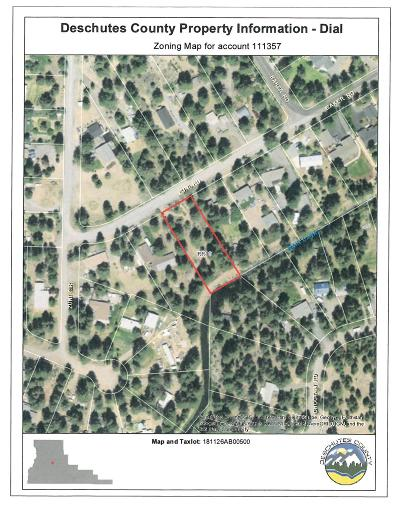 Bend Residential Lots & Land For Sale: 60309 Zuni