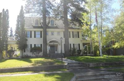 Bend Single Family Home For Sale: 440 Northwest Congress Street