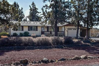 Bend Single Family Home For Sale: 63394 Omer Drive