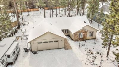 Bend Single Family Home For Sale: 17085 Sacramento Road