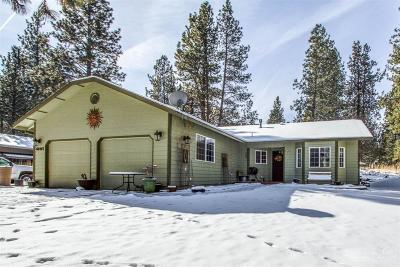 Bend Single Family Home For Sale: 60461 Zuni Road