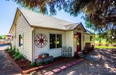 Redmond Single Family Home For Sale: 4627 West Highway 126
