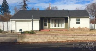 Prineville Single Family Home For Sale: 1020 Northeast Allen Avenue