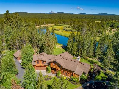Bend Single Family Home For Sale: 17350 Spring River Road