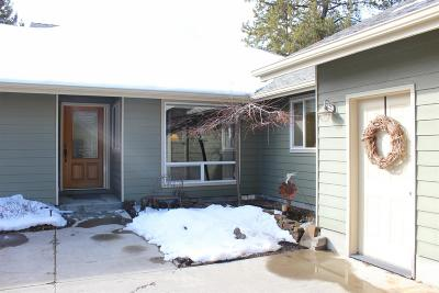 La Pine Single Family Home For Sale: 16511 Sprague Loop