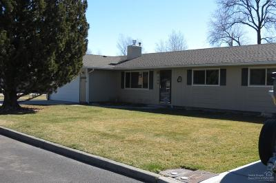 Prineville OR Single Family Home Contingent Bumpable: $245,000