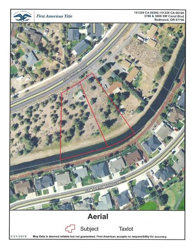 Redmond Residential Lots & Land For Sale: 3808 SW Canal Boulevard