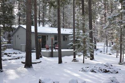 Sunriver Single Family Home For Sale: 57282 Red Fir Lane